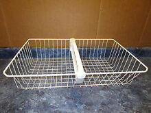MAYTAG REFRIGERATOR FREEZER BASKET PART  W10150039 W10146440