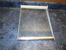 FRIGIDAIRE FREEZER GLASS SHELF WITH DOTS  PART  215919110 5303295997