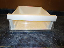 KENMORE REFRIGERATOR RIGHT CRISPER DRAWER WHITE PART  ACQ36701111