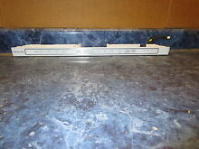 KITCHENAID DISHWASHER CONTROL PANEL WHITE PART  W10481125
