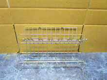 KITCHENAID DISHWASHER RACK LEFT SIDE PART  W10118010