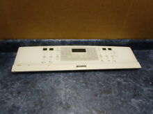 KENMORE RANGE CONTROL PANEL WHITE PART   5303935282