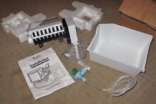 Whirlpool Refrigerator Ice Maker machine Kit  2181913 Free Shipping