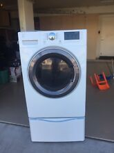 Kenmore Gas Dryer with Pedestal  Great condition 4 years old   225 OBO