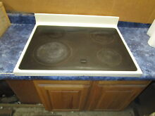 WHIRLPOOL RANGE COOKTOP OFF WHITE PART  8053542