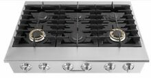NEW Electrolux ICON 36  Gas Slide In Cooktop E36GC76PRS NEW IN BOX