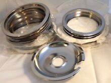 Large 21 Lot 8    14 Lot 6  GE  Hotpoint  Kenmore   Other Range Stove  Trim Ring