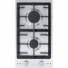 Miele Cooktop CS 10121 LP 12 Inch Brand New Stainless Steel