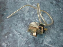 KENMORE REFRIGERATOR THERMOSTAT 516821 8201506 519884