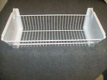 67003124 KITCHENAID MAYTAG REFRIGERATOR LARGE FREEZER BASKET