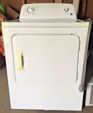 Kenmore Electric Dryer  1 Man used for 3 Months before Moving   slightly used