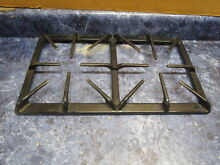 MAYTAG RANGE BURNER GRATE PART  74007353