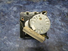 GE DRYER TIMER PART  WE4M197