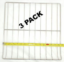 3 Pk  Oven Rack for General Electric  AP2031324  PS249751  WB48X5094