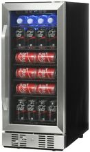 NewAir 15 in  96 Can Beverage Cooler