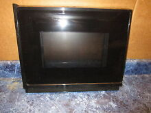 JENN AIR MICROWAVE DOOR PART  04021589 Y02220096