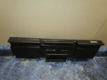 KENMORE DISHWASHER CONSOLE PART  W10083161