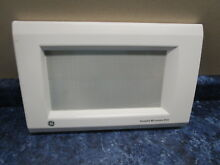 GE MICROWAVE DOOR PART  WB55X10496
