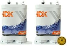 2 Pack FMF 7 Refrigerator Replacement Filter Frigidaire PureSource2 WF2CB FC100