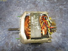 KENMORE WASHER MOTOR PART  62016660 16