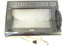 Kenmore Black Door Assembly WB56X10485 From 721 63999301 Microwave
