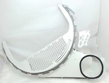 WE14X21334  Dryer Lower Air Duct Assembly replaces GE  Hotpoint