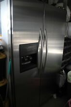 Kitchenaid 48  Architect series Stainless steel built in refrigerator KSSS48QMX