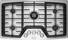 SALE ELECTROLUX EW36GC55PS 36  STAINLESS STEEL GAS COOKTOP 5 SEALED BURNERS NEW