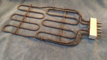 Jenn Air S160 Grill   Heating Element Genuine Full Size Dual Control Griddle