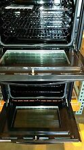 FULGOR DOUBLE WALL OVEN  DOVB33041ABL     BLACK