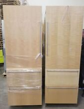 Sub Zero 700TC 27  REFRIGERATOR FREEZER Custom Panel Right Hinge