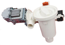 Washer Motor   Pump for Whirlpool Duet  AP3953640  PS1485610  280187