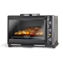 Kambrook 19L Hot Top Mini Oven w  Single Hotplate Roasts Bake Grilling Cooking