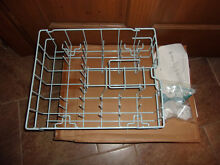Dishwasher Lower Dishrack Assembly GENUINE OEM 5303943135  5303943136 w  Rollers
