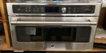 GE CAFE SERIES 30  ELECTRIC SPEED OVEN ADVANTIUM STAINLESS STEEL