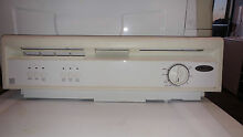 Whirlpool Dishwasher DU850SWPQ0 Consule Assembly 8535328  8535368  82693