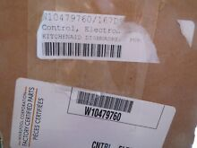 W10479760 KitchenAid Dishwasher Electronic Control  NEW