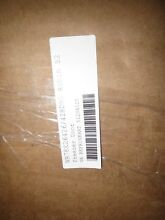 WR7826426 GE Freezer Drawer Front Stainless  NEW