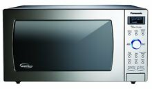 Panasonic NN SD775S Countertop Microwave Inverter Technology 1 6 cu ft Stainless