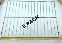 5 Pk  Oven Rack for General Electric  Hotpoint  AP2031155  PS249581  WB48T10011