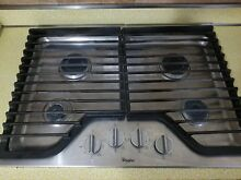 Whirlpool gas stove top