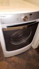 7 4 cu  ft  MAXIMA XL  HE ELECTRIC STEAM DRYER WITH ADVANCED MOISTURE SENSING