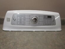 KENMORE WASHER CONSOLE PART  AGL73092105 EBR67460502
