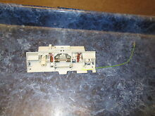 MAYTAG WASHER DOOR LATCH PART  22003593