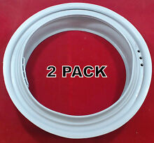 2 Pk  Front Load Washer Boot for Bosch  AP2805321  PS8702467  00289500
