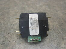 GE RANGE OVEN SWITCH PART  WB21X5257