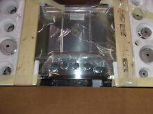 Maytag 36 Gas Cooktop 5 Burners including 15000 BTU Power Burner Stainless Steel