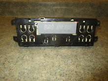 KENMORE RANGE OVEN CONTROL BOARD PART  WB27T10412