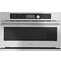 GE Monogram Wall Oven with Advantium Speedcook Technology 120V Stainless Steel