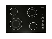 Ancona Select Ceramic 30  Electric Cooktop with 4 Burners